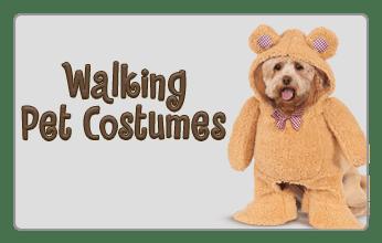 Walking Pet Costumes